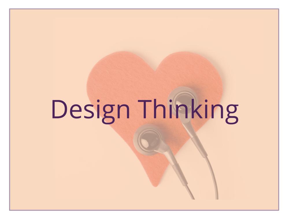 Design Thinking training Pimcy